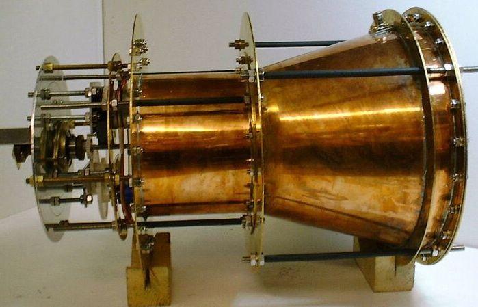 Космос: Возможно, что EM-drive работает в условиях глубокого вакуумма